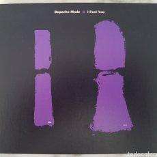 CDs de Música: CD DEPECHE MODE - I FEEL YOU. LCD BONG 21. UK. Lote 245217540