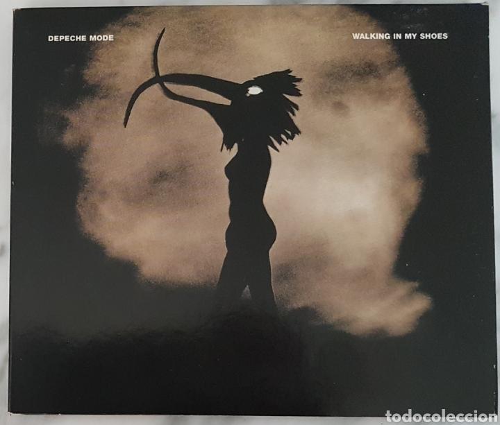 CD DEPECHE MODE - WALKING IN MY SHOES. LCD BONG 22. UK (Música - CD's Techno)