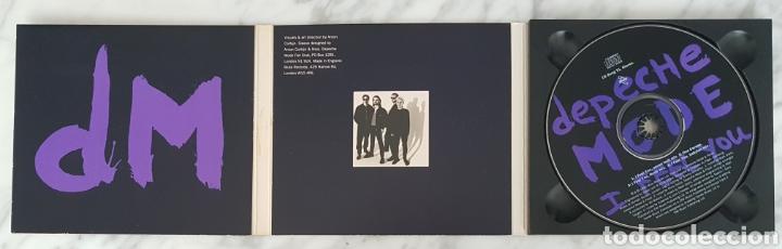 CDs de Música: CD DEPECHE MODE - I FEEL YOU. CD BONG 21 - Foto 4 - 245219955