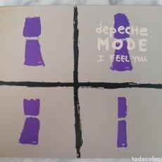 CDs de Música: CD DEPECHE MODE - I FEEL YOU. CD BONG 21. Lote 245219955