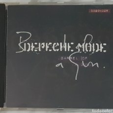 CDs de Música: CD DEPECHE MODE - BARREL OF A GUN. CD BONG 25. MADE IN EC. Lote 245221445
