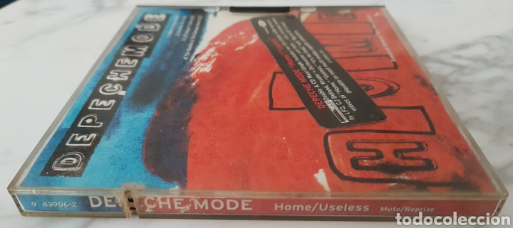 CDs de Música: CD DEPECHE MODE -HOME/ USELESS. CAJA ESPECIAL - Foto 3 - 245228485
