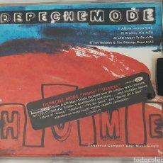 CDs de Música: CD DEPECHE MODE -HOME/ USELESS. CAJA ESPECIAL. Lote 245228485