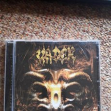 CDs de Música: VADER , REIGN FOREVER WORLD , CD 2001 , LEVES SEÑALES DE USO, DEATH METAL. Lote 245241065