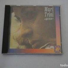 CDs de Música: CD/ MARI TRINI - ¿QUIEN? - CD DIFICILISIMO DE CONSEGUIR. Lote 245257945