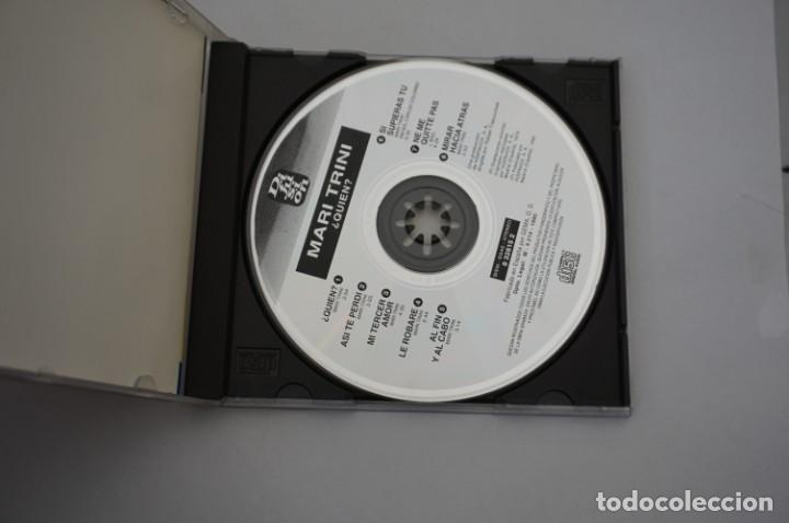 CDs de Música: CD/ MARI TRINI - ¿QUIEN? - CD DIFICILISIMO DE CONSEGUIR - Foto 2 - 245257945