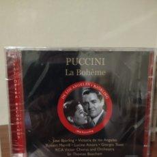 CDs de Música: LA BOHEME - BEECHAM. Lote 245259105