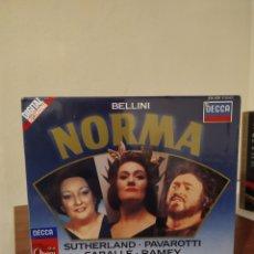 CDs de Música: NORMA - BELLINI. Lote 245259270