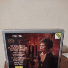 CDs de Música: TOSCA - PUCCINI. Lote 245260105