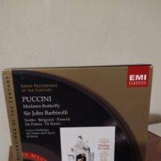 CDs de Música: PUCCINI - BARBIROLLI. Lote 245260895