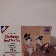 CDs de Música: PUCCINI - KARAJAN. Lote 245261030