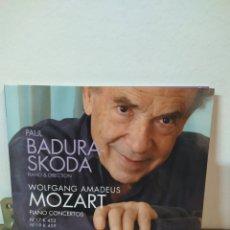 CDs de Música: MOZART - PAUL BADURA SKODA. Lote 245261980