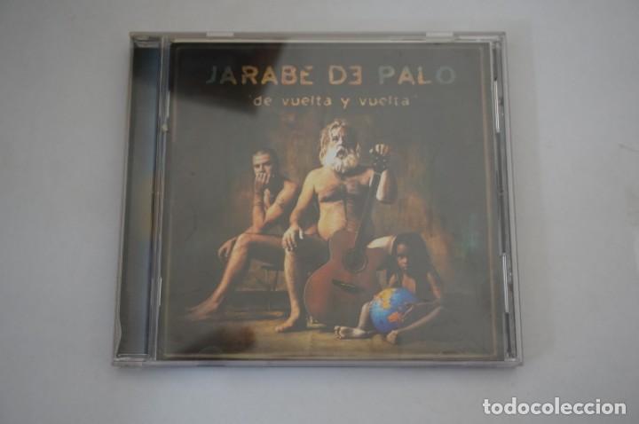 CD/ JARABE DE PALO - DE VUELTA Y VUELTA (Música - CD's Otros Estilos)