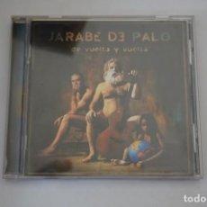 CDs de Música: CD/ JARABE DE PALO - DE VUELTA Y VUELTA. Lote 245265295
