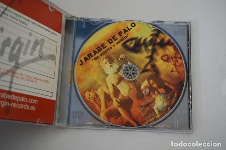 CDs de Música: CD/ JARABE DE PALO - DE VUELTA Y VUELTA - Foto 2 - 245265295