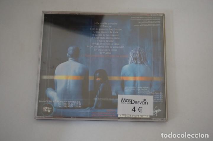 CDs de Música: CD/ JARABE DE PALO - DE VUELTA Y VUELTA - Foto 3 - 245265295