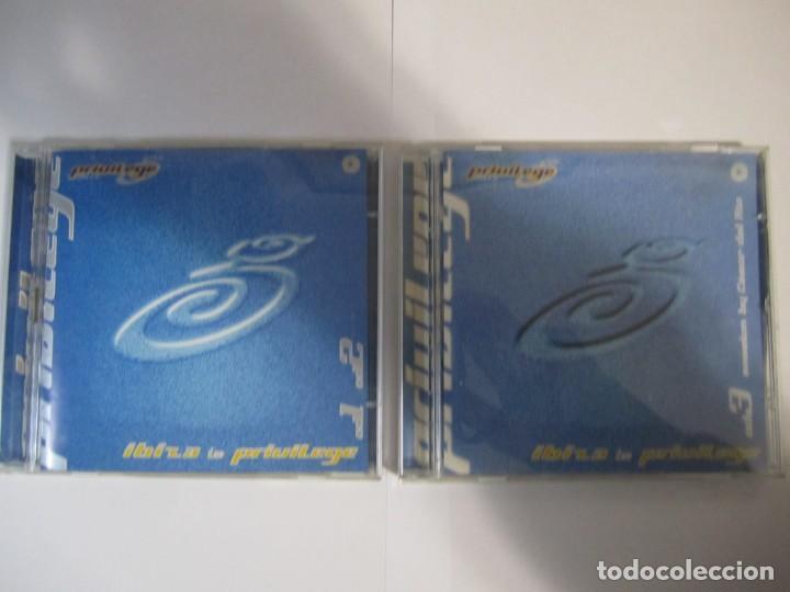 LOTE 3 CD IBIZA IS PRIVILEGE CESAR DEL RIO (Música - CD's Disco y Dance)