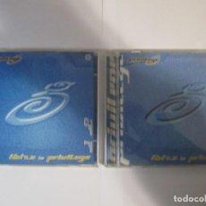 CDs de Música: LOTE 3 CD IBIZA IS PRIVILEGE CESAR DEL RIO. Lote 245275920