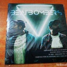 CDs de Música: BEATBOMBERS SOUNDTRACK FROM ESC 2018 CD PROMO PRECINTADO AMALIA RODRIGUES CARLOS PAREDES 8 TEMAS. Lote 245279215