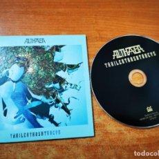 CDs de Música: TRAILER TRASH TRACY ALTHAEA CD ALBUM PROMO CARTON DEL AÑO 2017 EU CONTIENE 10 TEMAS DREAM POP RARO. Lote 245285730