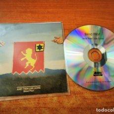 CDs de Música: BLIND PILOT AND THEN LIKE LIONS CD ALBUM PROMO CD-R DEL AÑO 2016 UK TIENE 10 TEMAS INDIE FOLK RARO. Lote 245287040