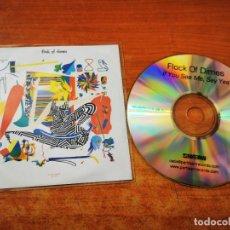 CDs de Música: FLOCK OF DIMES IF YOU SEE ME, SAY YES CD ALBUM PROMO CD-R DEL AÑO 2016 UK 12 TEMAS INDIE POP ROCK. Lote 245287570