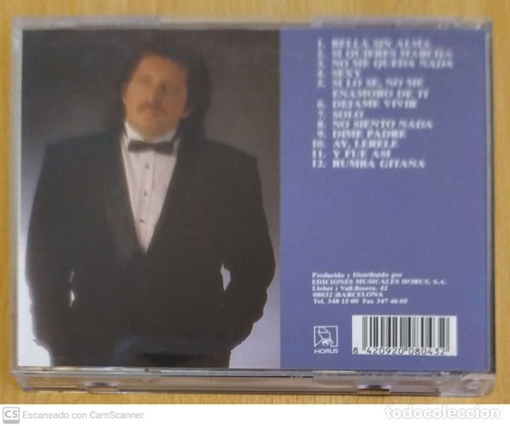 CDs de Música: JUNCO (BELLA SIN ALMA Y OTROS EXITOS) CD 1993 HORUS - Foto 2 - 245291070
