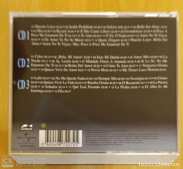 CDs de Música: JUNCO (TODO JUNCO) 3 CDs 2005 - Foto 2 - 245291230