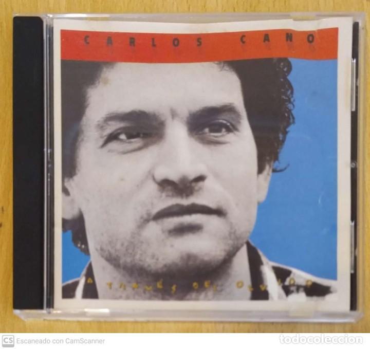 CARLOS CANO (A TRAVES DEL OLVIDO) CD 1989 (Música - CD's Flamenco, Canción española y Cuplé)