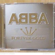 CDs de Música: ABBA (FOREVER GOLD) 2 CD'S 1996. Lote 245292575