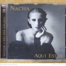 CDs de Música: NACHA GUEVARA (AQUI ESTOY) CD 1981 HISTORIA DEL POP ESPAÑOL. Lote 245292685