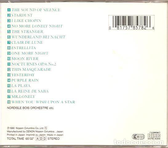 CDs de Música: B.G.M. / NIGHT - Foto 3 - 245305545