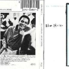 CDs de Música: AL JARREAU - HIGH CRIME. Lote 245306410