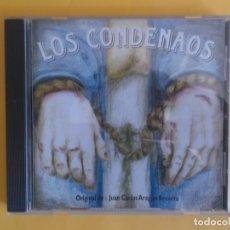 CDs de Música: LOS CONDENAOS - COMPARSA DEL CARNAVAL DE CADIZ JUAN CARLOS ARAGON CD MUSICA. Lote 245307060