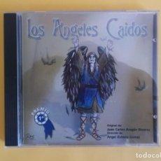 CDs de Música: LOS ANGELES CAIDOS - COMPARSA DEL CARNAVAL DE CADIZ JUAN CARLOS ARAGON CD MUSICA. Lote 245307400