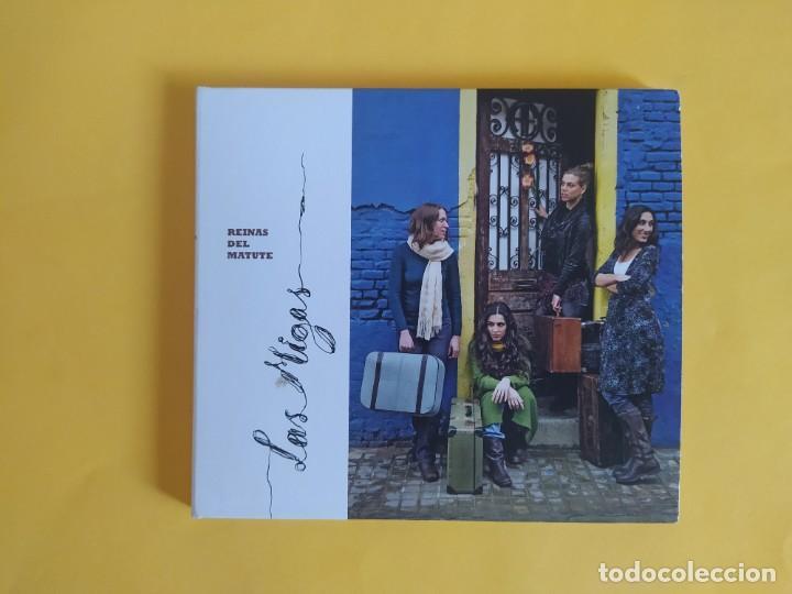 LAS MIGAS - REINAS DEL MATUTE CD MUSICA (Música - CD's Flamenco, Canción española y Cuplé)