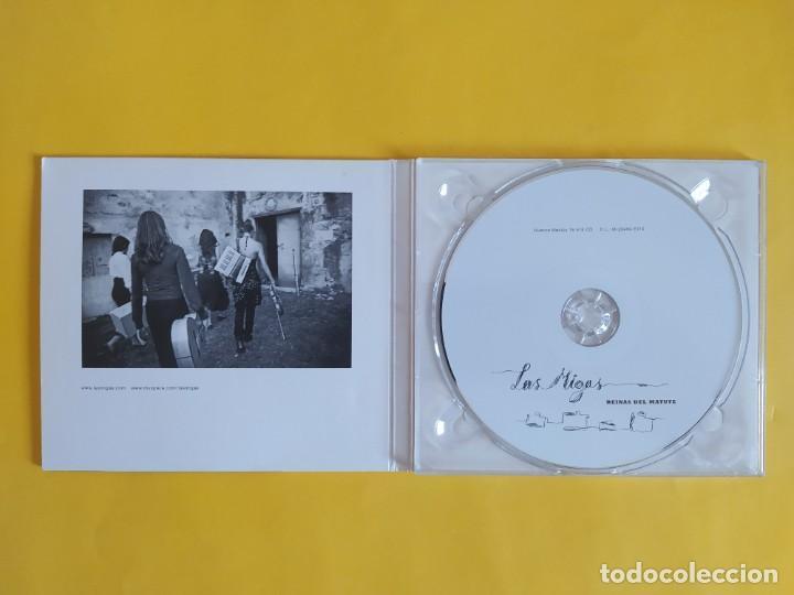 CDs de Música: LAS MIGAS - REINAS DEL MATUTE CD MUSICA - Foto 3 - 245307860
