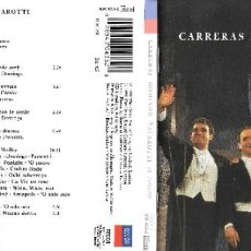 CDs de Música: CARRERAS DOMINGO PAVAROTTI IN CONCERT. Lote 245308570