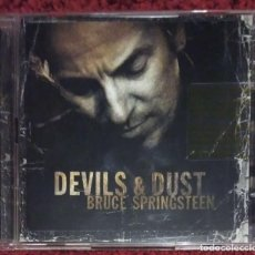 CDs de Música: BRUCE SPRINGSTEEN (DEVILS & DUST) CD + DVD 2005. Lote 245309045