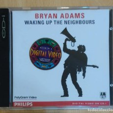 CDs de Música: BRYAN ADAMS (WAKING UP THE NEIGHBOURS) CD-I 1992. Lote 245309345