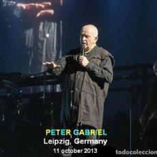 CDs de Música: PETER GABRIEL - LEIPZIG, GERMANY 11 OCTOBER 2013 (CD). Lote 245309890
