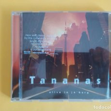 CDs de Música: TANANAS - ALIVE IN JO´BURG MUSICA CD. Lote 245311445