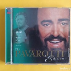 CDs de Música: THE PAVAROTTI EDITION - ARIAS CD MUSICA. Lote 245311820