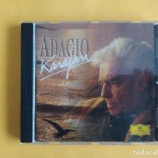 CDs de Música: KARAJAN - ADAGIO CD MUSICA. Lote 245312295