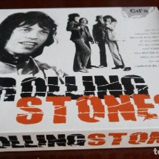 CDs de Música: CD - ROLLING STONES - DOBLE.CD - OK RECORDS - MBE. Lote 245315245