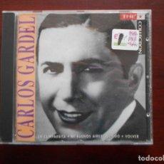 CDs de Música: CD CARLOS GARDEL - THE COLLECTION (T3). Lote 245357200
