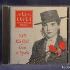 CDs de Música: NATI MISTRAL - LUNA DE ESPAÑA - CD. Lote 245366235