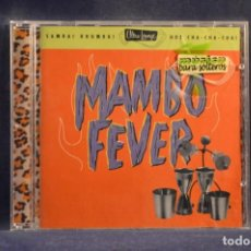 CDs de Música: VARIOS - MAMBO FEVER - CD. Lote 245369920