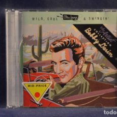 CDs de Música: BOBBY DARIN - ULTRA-LOUNGE - WILD, COOL & SWINGIN' - CD. Lote 245370500