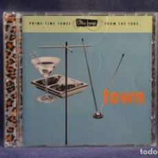 CDs de Música: VARIOS - TV TOWN - CD. Lote 245370915